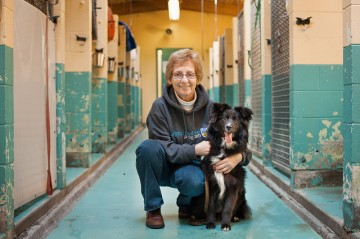 Nancy Clarke, PhD Student, Animal Welfare Program