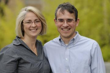 Drs. Marina von Keyserlingk and Dan Weary