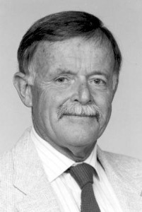 Hugh Daubeny (Photo: UBC Library Archives)