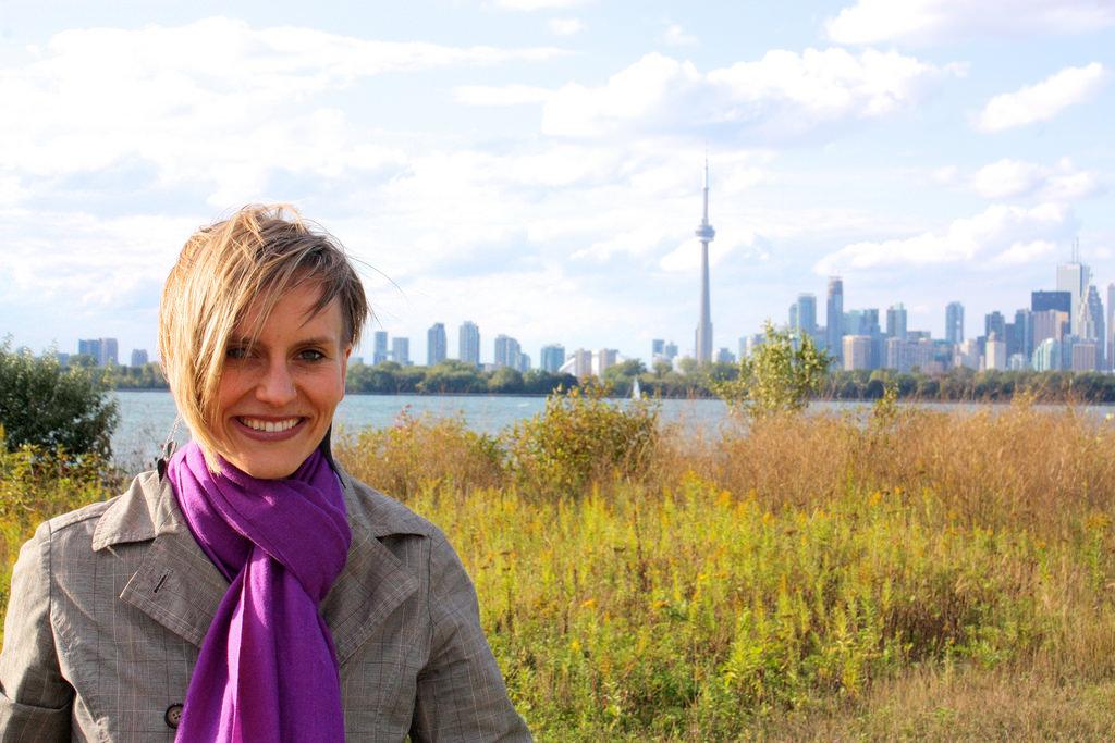 Anelyse Weiler. Photo: Simon Fraser University, via Flickr Creative Commons